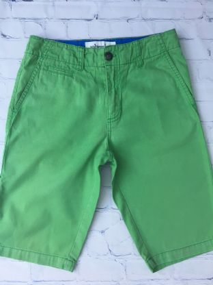 Johnnie B green shorts with pockets size 26